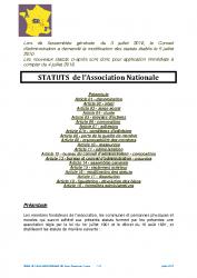 Statuts